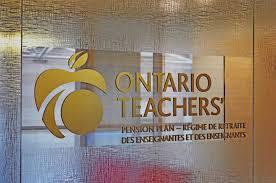 ontario teachers