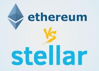 ethereum vs stellar