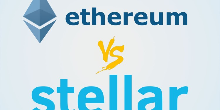 ethereum vs stellar