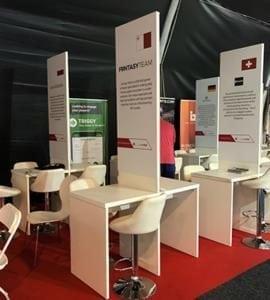 Malta Blockchain Booth