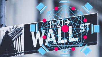 wallstreet adopts blockchai