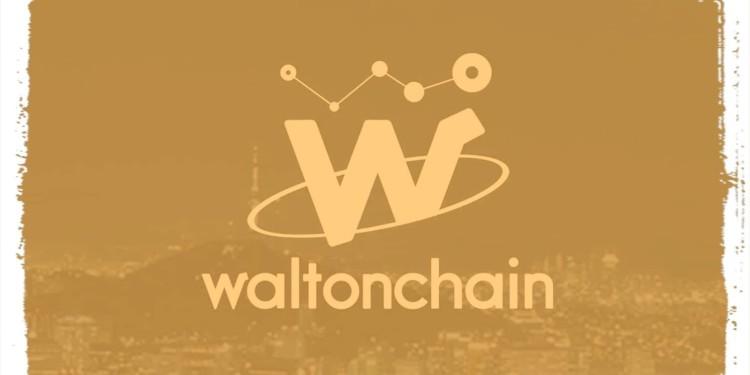 waltonchain on the rise