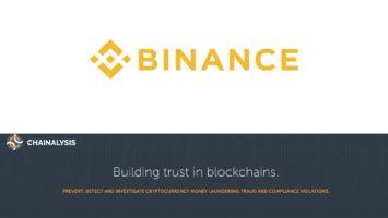 binance partners with chaina