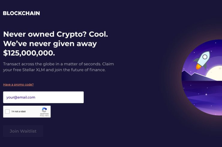 blokchain 125m xlm give away isnt worth the trouble expert reveals
