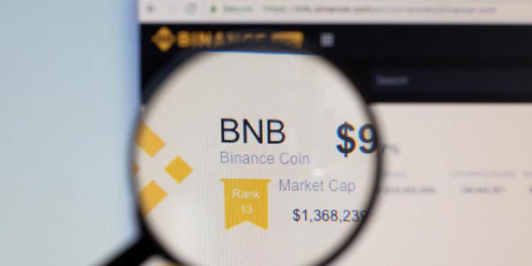 binance coin market analysis
