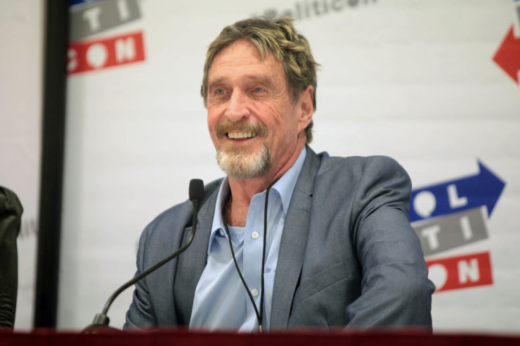 mcafee accepts defeat in crypto currency predictions