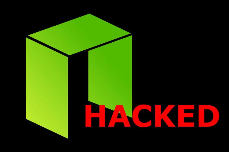 neo blockchain compromised hack