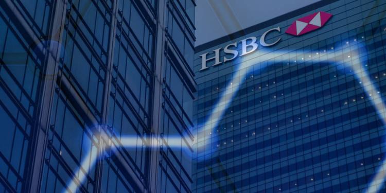 HSBC Blockchain technology transactions