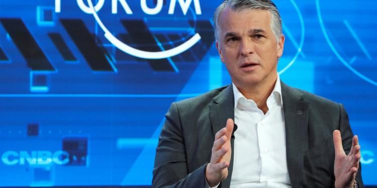 Sergio Ermotti NTB