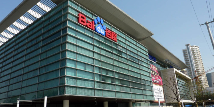baidu launches blockchain os