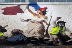 A French Crypto street artist in the news for a surprise crypto-donation 6
