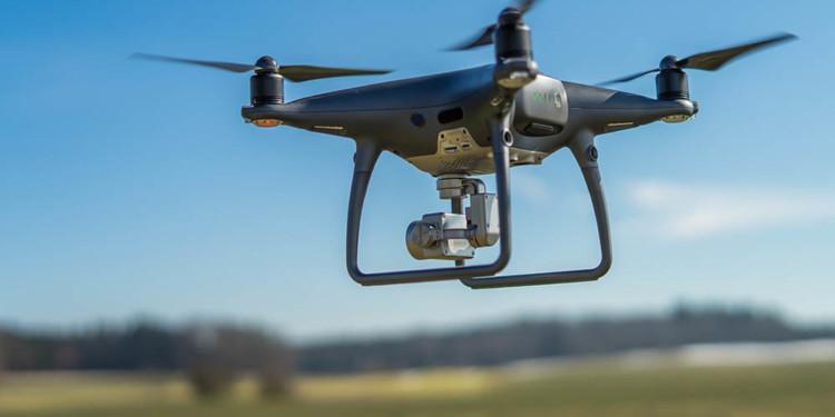 Analytics company launches blockchain data storage for drones 1