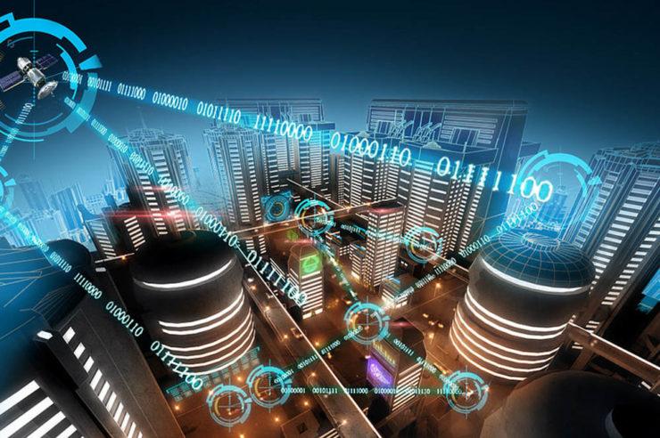 Shanghai commences integration of Blockchain smart city 1