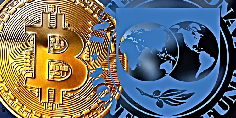 Would Bitcoin injure the IMF's anticipated negative interest rates? 1