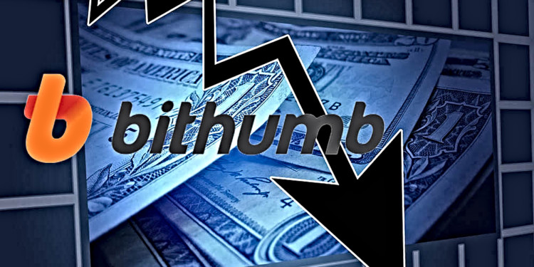 Bithumb reports $180m losses in the year 2018 1