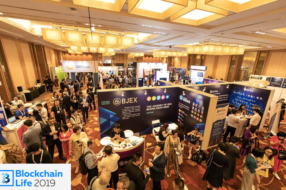 3000 attendees gathered at Blockchain Life forum in Singapore 3
