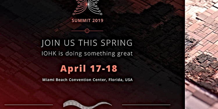 IOHK Summit in April at Miami Beach Presents on Scalability & Interoperability in Blockchain 1