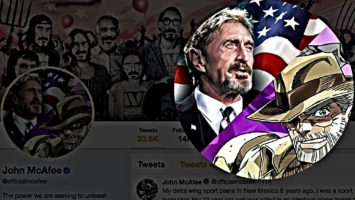 McAfee would be extradited if he reveals Satoshi? 2