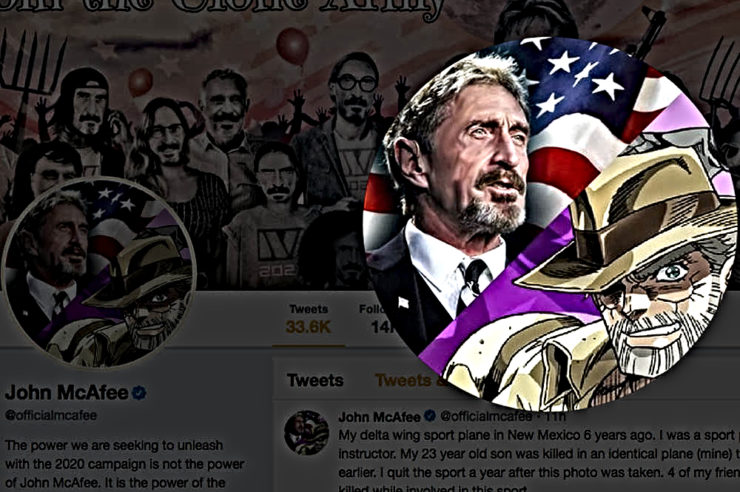 McAfee would be extradited if he reveals Satoshi? 1