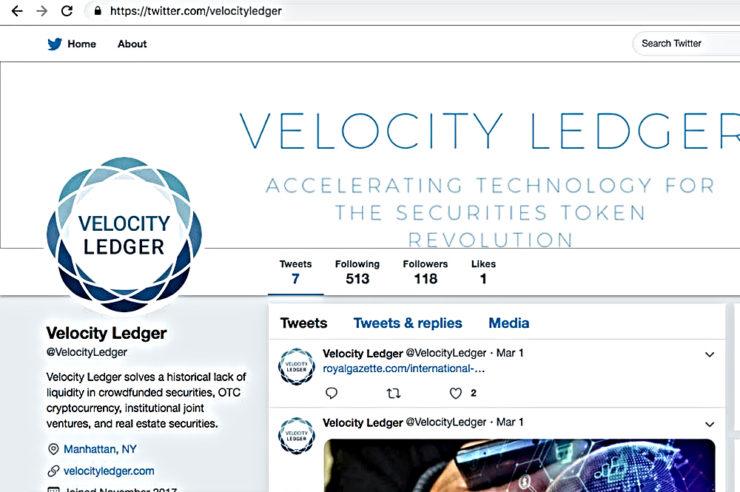 Bermuda grants Velocity Ledger an ICO license 1