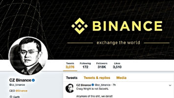 Zhao warns if Craig Wright persists Binance will delist BSV 1