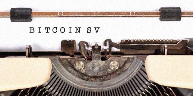 Bitcoin SV price analysis 9 May 2019; anomalous rise 1