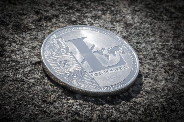 Litecoin price data analysis 9 July 2019