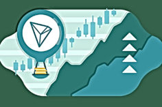 TRON price analysis 24 May 2019; bullish climb is slowing down 4