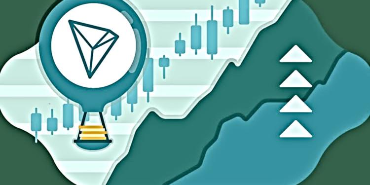 TRON TRX price analysis 8 May 2019; lone ranger in crypto 1