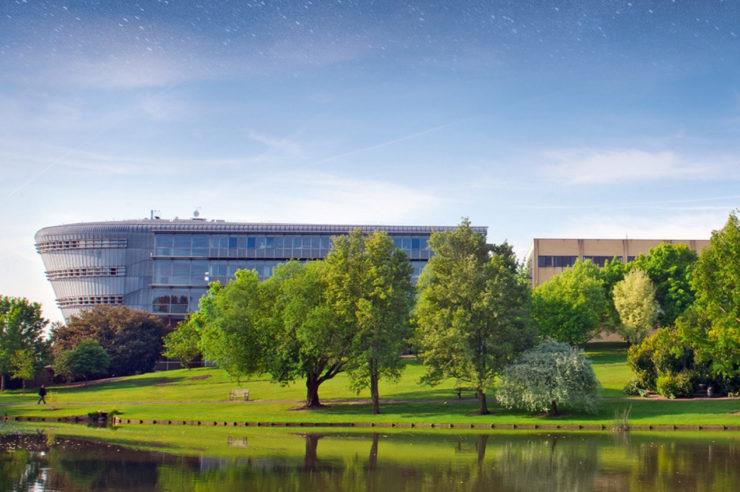 University of surrey blockchain