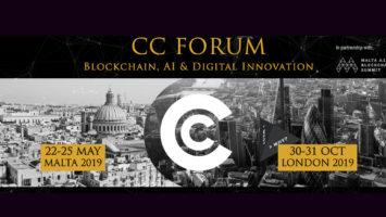 Malta A.I. & Blockchain Summit in partnership with CC Forum Blockchain, AI and Digital Innovation 3