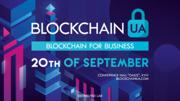 BlockchainUA conference takes place on September 20th in Kyiv 3