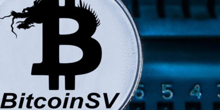 Bitcoin Satoshi Vision (BSV) smashing performance in May 1