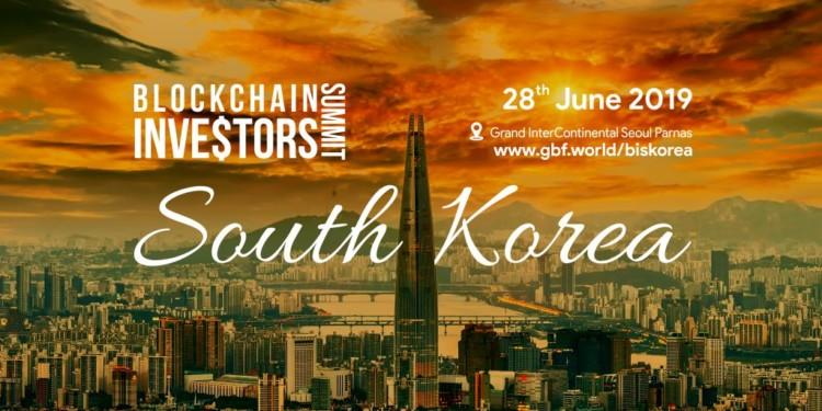 GBF Brings Blockchain Investors Summit to South Korea 1