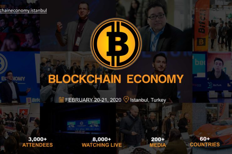 Preparations have started for the largest cryptocurrency conference of the region- blockchain economy 2020! 1