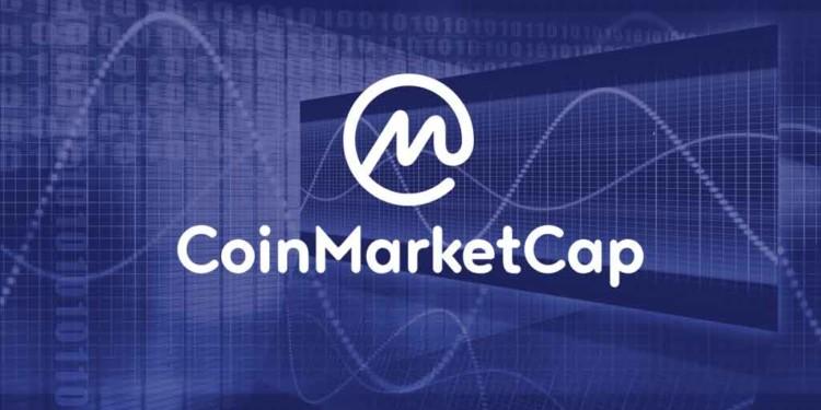CoinMarketCap DATA feature