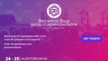 De:central Days 2019 – Inside the world's digital economy! 2