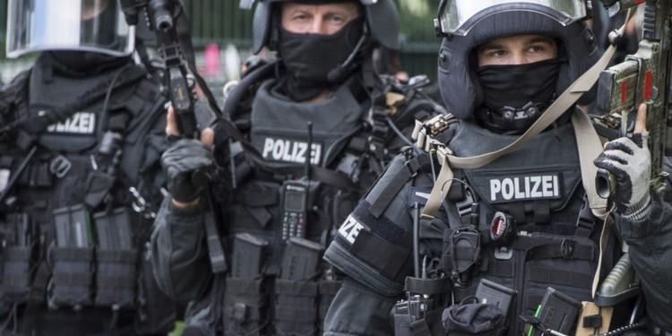German police dark web