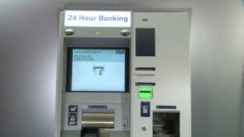 Saudi Arabia blockchain ATM