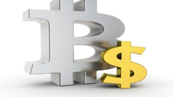 Bitcoin - A rising threat for USD 1