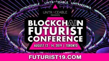 The Future is Blockchain: Untraceable brings back the Blockchain Futurist Conference 2