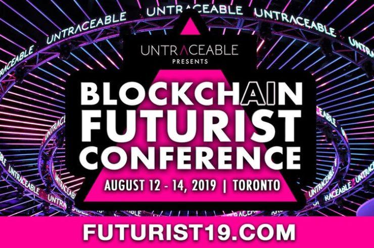The Future is Blockchain: Untraceable brings back the Blockchain Futurist Conference 1