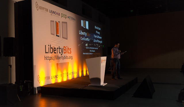 The second edition of LibertyBits takes place on June 25th in Sofia 1
