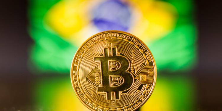 Bus fair bitcoin payments Brazil