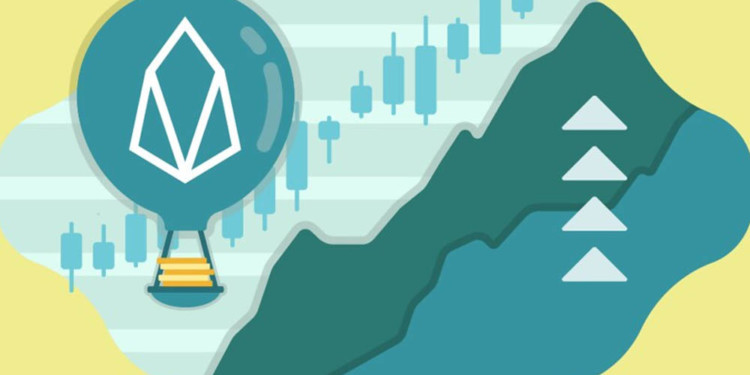 EOS price data analysis prediction; EOS can get back in greens soon 1