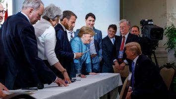 G7 Facebook Libra blockchain
