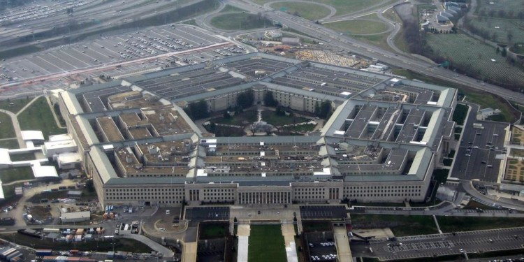 US Department of Defence blockchain