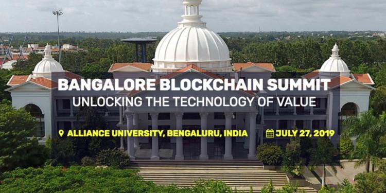 Indian university to host Bangalore Blockchain Summit 2019 amidst crypto ban 1