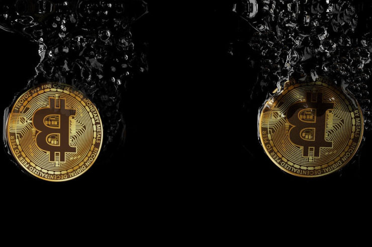 Bitcoin price analysis: head and shoulder show bleak hours 1