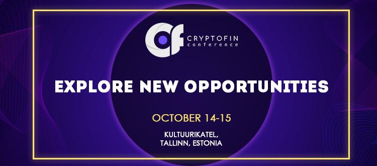 Cryptofin Conference 2019 1